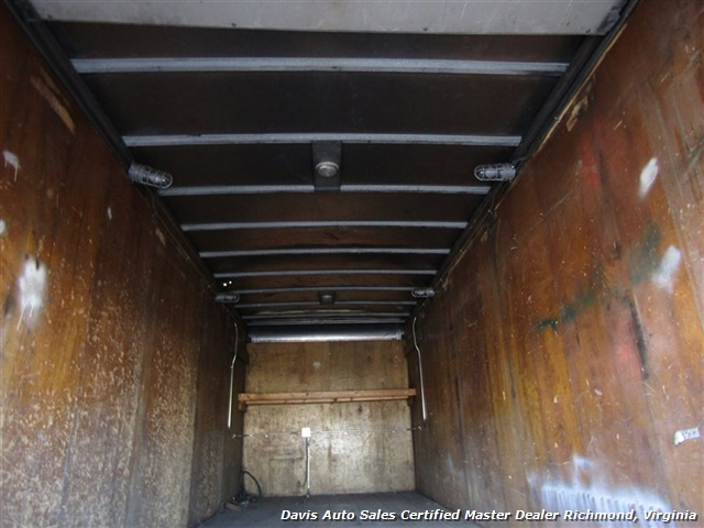 2005 GMC Savanna 5500 Diesel WT 24 Foot Commercial Work Box (SOLD) - Photo 13 - Richmond, VA 23237