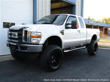 2010 Ford F-250 Super Duty Lariat Lifted 4X4 SuperCab Short Bed Truck