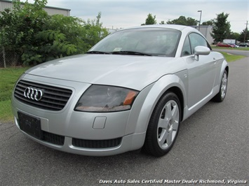 2000 Audi TT Turbo Hatchback