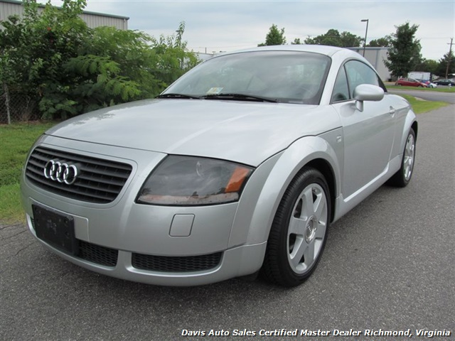Davis Auto Sales Photos For 2000 Audi Tt Turbo