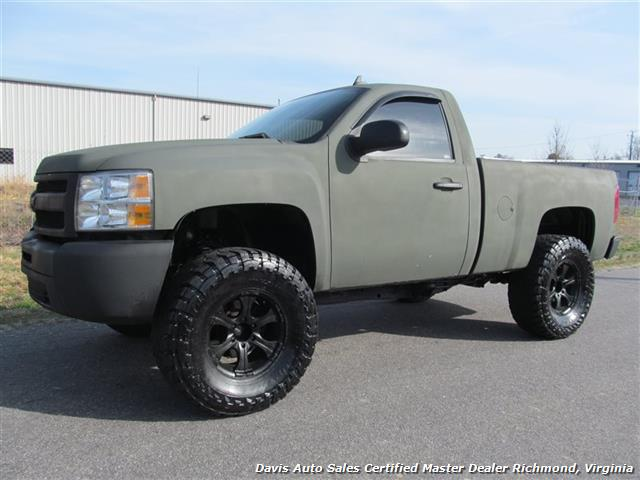2007 chevy silverado single cab