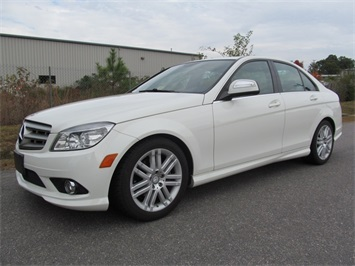 2008 Mercedes-Benz C300 Luxury Sedan