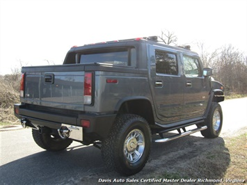 2005 Hummer H2 SUT 4X4 H2T Off Road Fully Loaded LUX SUV - Photo 11 - Richmond, VA 23237