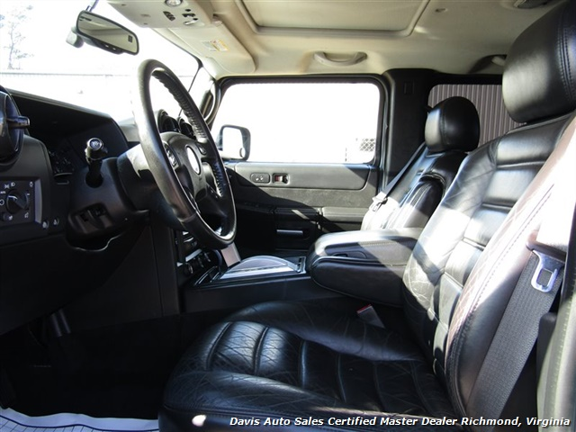 2005 Hummer H2 SUT 4X4 H2T Off Road Fully Loaded LUX SUV - Photo 21 - Richmond, VA 23237