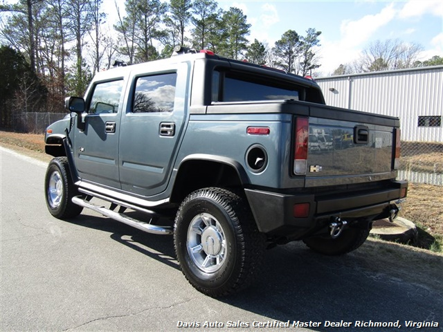 2005 Hummer H2 SUT 4X4 H2T Off Road Fully Loaded LUX SUV - Photo 3 - Richmond, VA 23237