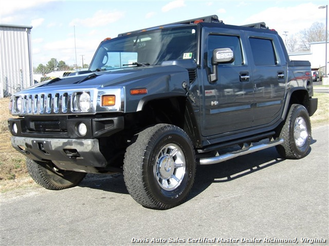 2005 Hummer H2 SUT 4X4 H2T Off Road Fully Loaded LUX SUV - Photo 1 - Richmond, VA 23237