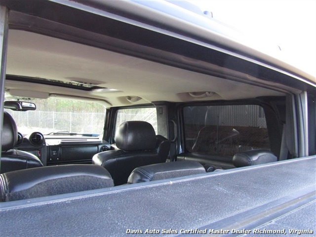 2005 Hummer H2 SUT 4X4 H2T Off Road Fully Loaded LUX SUV - Photo 23 - Richmond, VA 23237