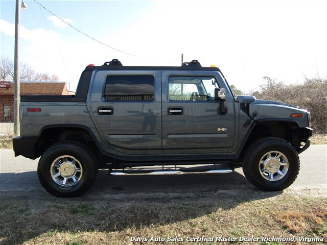 2005 Hummer H2 SUT 4X4 H2T Off Road Fully Loaded LUX SUV - Photo 12 - Richmond, VA 23237