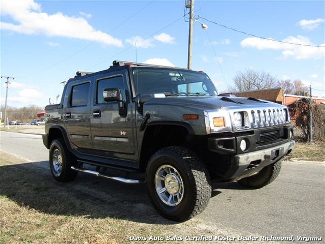 2005 Hummer H2 SUT 4X4 H2T Off Road Fully Loaded LUX SUV - Photo 13 - Richmond, VA 23237