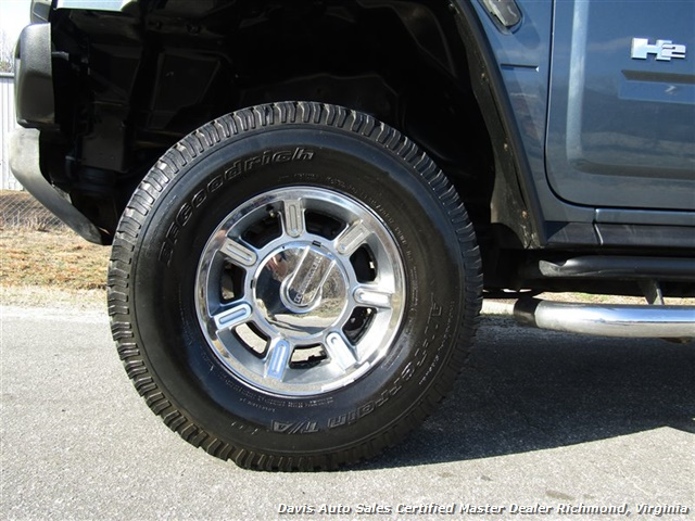 2005 Hummer H2 SUT 4X4 H2T Off Road Fully Loaded LUX SUV - Photo 10 - Richmond, VA 23237