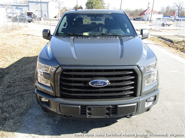 2016 Ford F-150 XLT Sport 4X4 Crew Cab Short Bed - Photo 29 - Richmond, VA 23237
