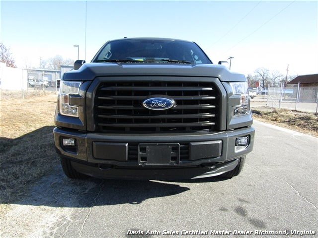 2016 Ford F-150 XLT Sport 4X4 Crew Cab Short Bed - Photo 14 - Richmond, VA 23237