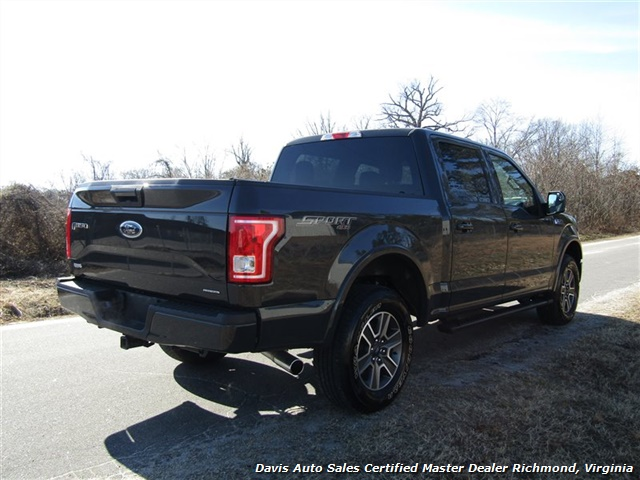 2016 Ford F-150 XLT Sport 4X4 Crew Cab Short Bed - Photo 11 - Richmond, VA 23237