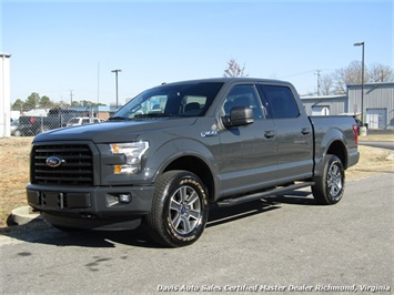 2016 Ford F-150 XLT Sport 4X4 Crew Cab Short Bed - Photo 1 - Richmond, VA 23237