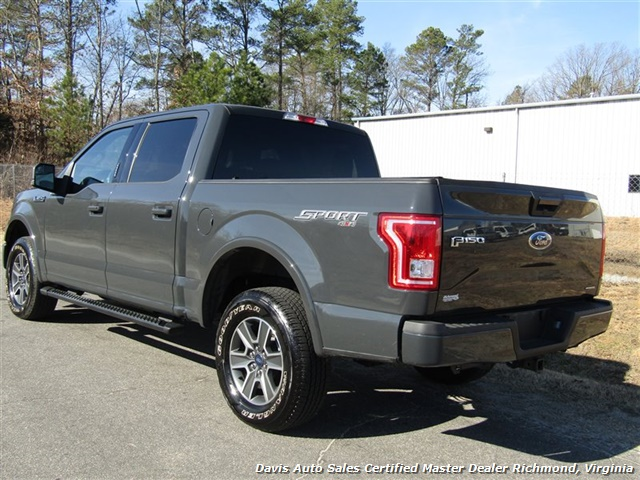 2016 Ford F-150 XLT Sport 4X4 Crew Cab Short Bed - Photo 3 - Richmond, VA 23237