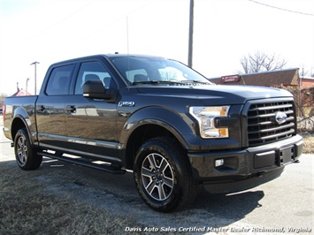 2016 Ford F-150 XLT Sport 4X4 Crew Cab Short Bed - Photo 13 - Richmond, VA 23237