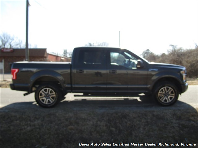 2016 Ford F-150 XLT Sport 4X4 Crew Cab Short Bed - Photo 12 - Richmond, VA 23237