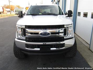 2017 Ford F-250 Super Duty XLT Lifted 4X4 Crew Cab Short Bed - Photo 31 - Richmond, VA 23237
