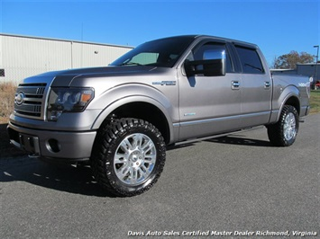 2011 Ford F-150 Platinum Eco Boost Truck
