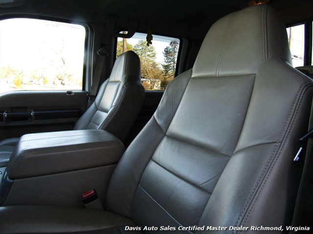 2008 Ford F-450 Super Duty Lariat Diesel Dually Crew Cab Long Bed Low Mileage - Photo 8 - Richmond, VA 23237