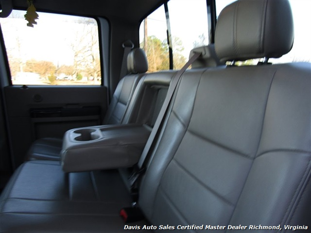 2008 Ford F-450 Super Duty Lariat Diesel Dually Crew Cab Long Bed Low Mileage - Photo 27 - Richmond, VA 23237