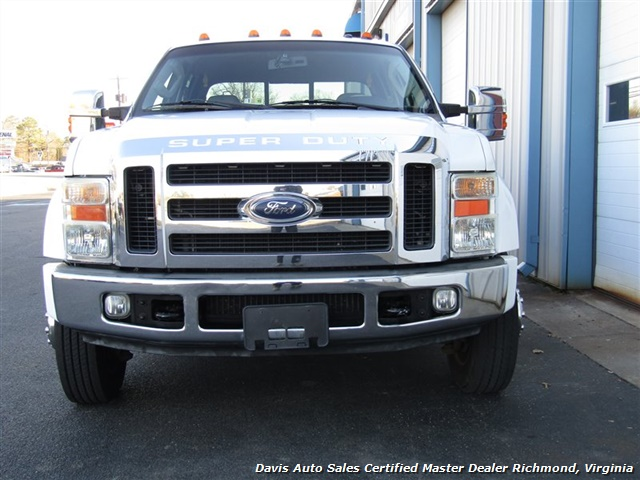 2008 Ford F-450 Super Duty Lariat Diesel Dually Crew Cab Long Bed Low Mileage - Photo 15 - Richmond, VA 23237