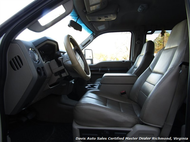 2008 Ford F-450 Super Duty Lariat Diesel Dually Crew Cab Long Bed Low Mileage - Photo 24 - Richmond, VA 23237