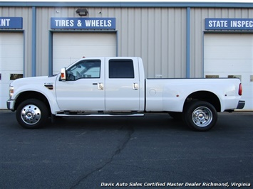 2008 Ford F-450 Super Duty Lariat Diesel Dually Crew Cab Long Bed Low Mileage - Photo 2 - Richmond, VA 23237