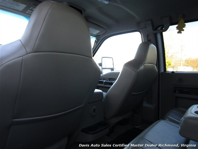 2008 Ford F-450 Super Duty Lariat Diesel Dually Crew Cab Long Bed Low Mileage - Photo 16 - Richmond, VA 23237