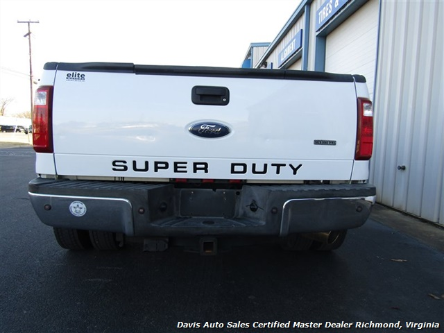 2008 Ford F-450 Super Duty Lariat Diesel Dually Crew Cab Long Bed Low Mileage - Photo 4 - Richmond, VA 23237