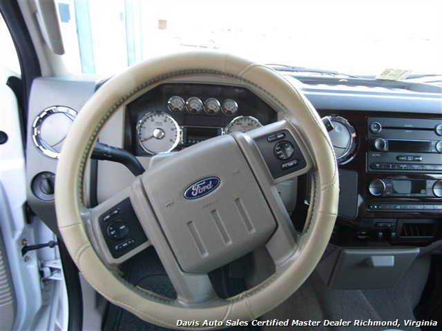 2008 Ford F-450 Super Duty Lariat Diesel Dually Crew Cab Long Bed Low Mileage - Photo 6 - Richmond, VA 23237