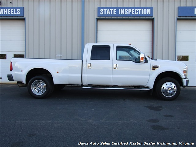 2008 Ford F-450 Super Duty Lariat Diesel Dually Crew Cab Long Bed Low Mileage - Photo 13 - Richmond, VA 23237