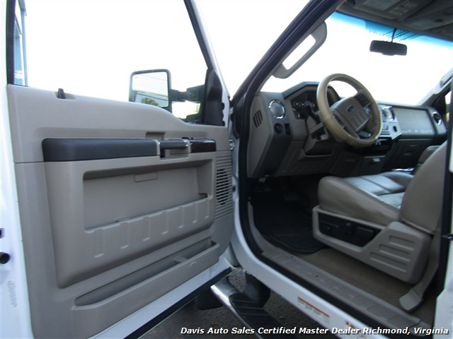 2008 Ford F-450 Super Duty Lariat Diesel Dually Crew Cab Long Bed Low Mileage - Photo 5 - Richmond, VA 23237