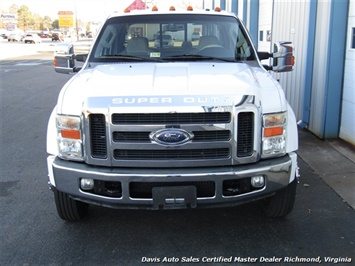 2008 Ford F-450 Super Duty Lariat Diesel Dually Crew Cab Long Bed Low Mileage - Photo 23 - Richmond, VA 23237