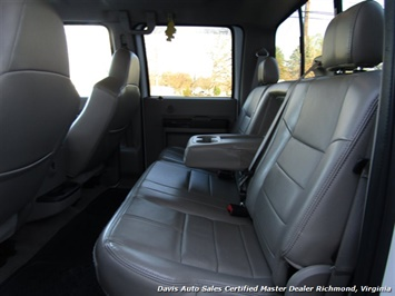 2008 Ford F-450 Super Duty Lariat Diesel Dually Crew Cab Long Bed Low Mileage - Photo 9 - Richmond, VA 23237