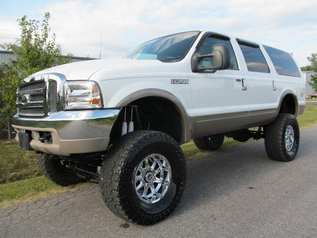 Ford Excursion Limited Sold Photo  Richmond Va