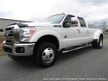 2016 Ford F-350 Super Duty Lariat 4X4 Dually Crew Cab Long Bed Truck