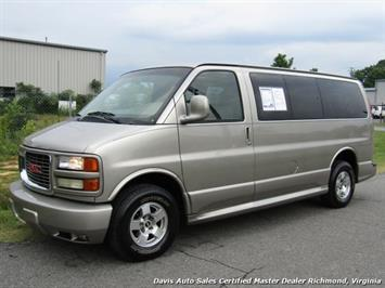 2001 GMC Savana 1500 SLT Express Custom Conversion Passenger Van