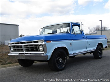 1973 Ford F-250 Camper Special Ranger Classic Truck