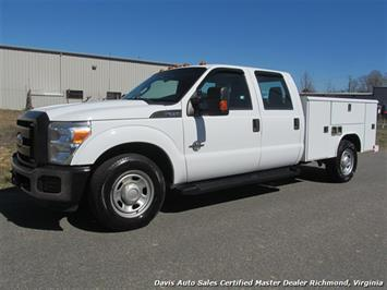 2011 Ford F-350 Super Duty XL Crew Cab Long Bed Work Truck