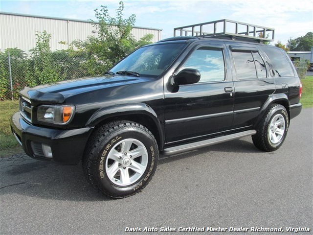 2002 Nissan Pathfinder Le Photo 1 Richmond Va 23237