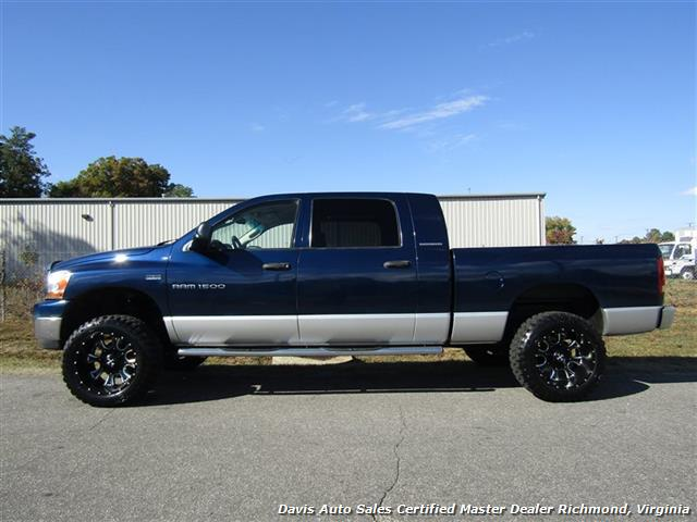 2006 Dodge Ram 1500 HD SLT Fully Loaded Hemi 4X4 Mega Cab Short Bed - Photo 2 - Richmond, VA 23237