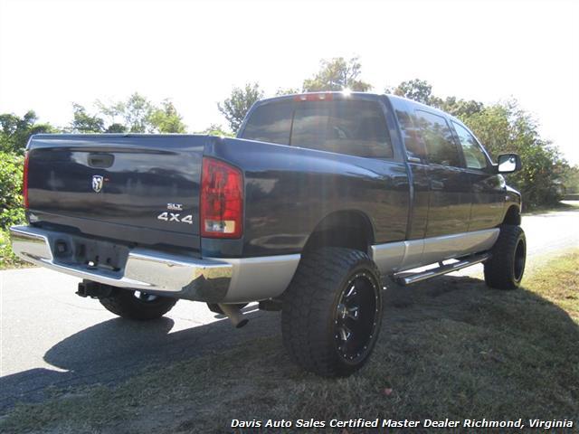 2006 Dodge Ram 1500 HD SLT Fully Loaded Hemi 4X4 Mega Cab Short Bed - Photo 12 - Richmond, VA 23237