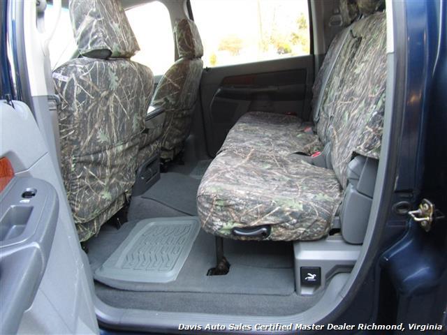 2006 Dodge Ram 1500 HD SLT Fully Loaded Hemi 4X4 Mega Cab Short Bed - Photo 7 - Richmond, VA 23237