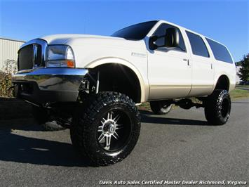 2001 Ford Excursion Limited Lifted 4X4 7.3 Power Stroke Turbo Diesel SUV