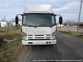 2011 Isuzu NPR Diesel Cab Over Supreme 12 Foot Work Box Van - Photo 14 - Richmond, VA 23237