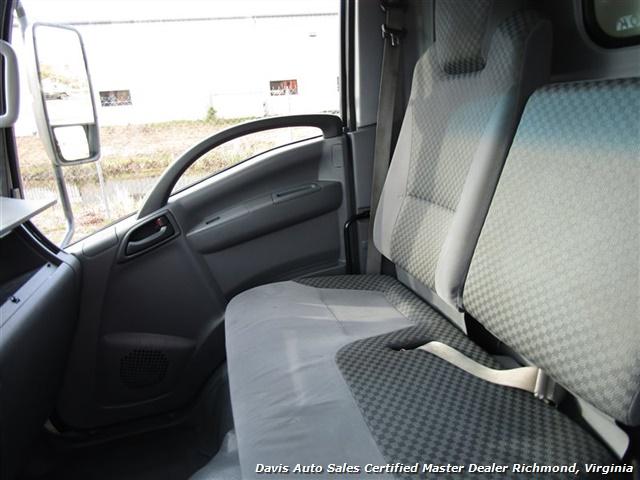 2011 Isuzu NPR Diesel Cab Over Supreme 12 Foot Work Box Van - Photo 28 - Richmond, VA 23237
