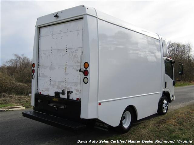 2011 Isuzu NPR Diesel Cab Over Supreme 12 Foot Work Box Van - Photo 11 - Richmond, VA 23237