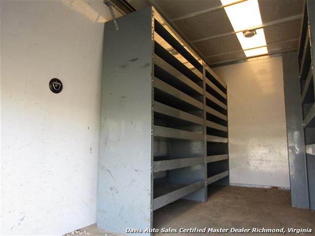 2011 Isuzu NPR Diesel Cab Over Supreme 12 Foot Work Box Van - Photo 7 - Richmond, VA 23237