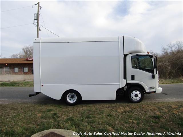 2011 Isuzu NPR Diesel Cab Over Supreme 12 Foot Work Box Van - Photo 12 - Richmond, VA 23237